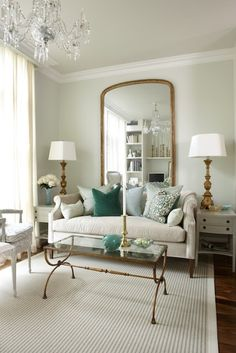 inspiration livingroom gold glass - Yahoo Image Search Results