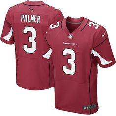 Nike Carson Palmer Elite Red Home Men s Jersey - NFL Arizona Cardinals  3  Nike Elites 2ccc30705