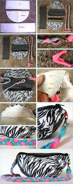 653ab944f40 27 Best Fanny pack pattern images in 2019