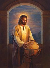 Jesus Featured Images - Peace on Earth  by Greg Olsen