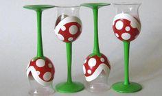 geek crafts / geek crafts + geek crafts diy + geek crafts to sell Nerd Crafts, Diy And Crafts, Arts And Crafts, Mario Crafts, Geek Culture, Deco Gamer, Mario E Luigi, Nerd Decor, Deco Cool