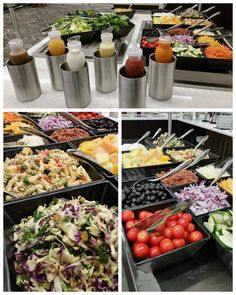 Like things your own way? Choose from a variety of healthy food options from our new salad bar - now open for lunch and dinner #DoubleTreeSyracuse #SeasonsTavern  #Syracuse #SyracuseEats #SaladBar #Fresh #Local