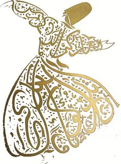Shop for sufi art from the world's greatest living artists. All sufi artwork ships within 48 hours and includes a money-back guarantee. Choose your favorite sufi designs and purchase them as wall art, home decor, phone cases, tote bags, and more! Arabic Calligraphy Art, Arabic Art, Calligraphy Alphabet, Whirling Dervish, Iranian Art, Turkish Art, Art And Architecture, Amazing Art, Art Drawings