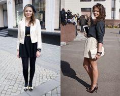 Women´s Fashion Style Work Outfit Look Inspiring / Moda Feminina Estilo Look Trabalho Inspiração