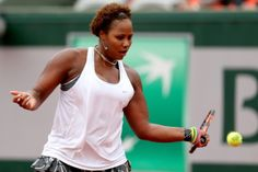 Taylor Townsend French Open