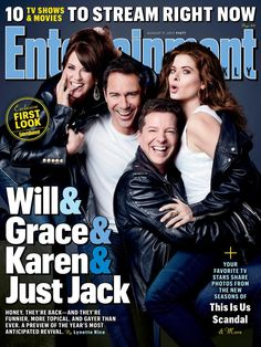 Will and Grace on EW
