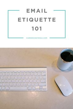 Because you're tired of wincing at incoming messages. Because enough passive aggressive CCs. Because we all deserve better. Cue our email code of ethics. Click to read our complete Email Etiquette 101.   CareerContessa.com