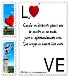 mensajes de buenos dias para mi amor para facebook,palabras de buenos dias para mi amor: http://www.consejosgratis.es/saludos-de-buenos-dias-para-mi-amor/