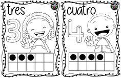 SGBlogosfera. María José Argüeso: REPASAMOS LOS NÚMEROS DEL 1 AL 10