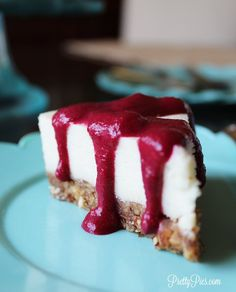 Almond Dreamcake + how to make almond cream (Vegan & Paleo)