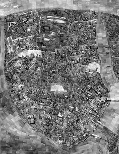 """Sohei Yoshino - """"Diorama Map New York"""" (February – July 2006)"""