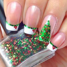 Nail art para usar no Natal 21