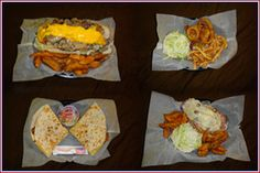 munchies 420 cafe. sarasota, fl. (as see on man v. food). mystery challenge, huge sandwiches.