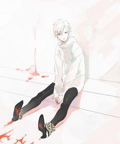 創作log [15] Bloody boy