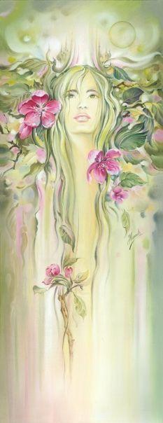 anna ewa eight seasons of the year - Flourished Spring