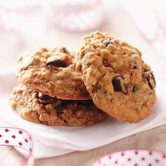 Pumpkin Chocolate Chip Cookies Recipe -I'm one of the cooking project leaders for my daughter's 4-H club, where these soft, delicious cookies were a great hit with the kids. —Marietta Slater, Augusta, Kansas