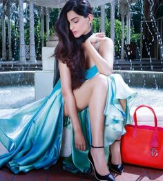 Sonam Kapoor's Awesome Scans From Hi! Blitz's Magazine December 2013