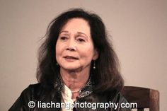 Nancy Kwan at the New-York Historical Society on October 15, 2014. Photo by Lia Chang