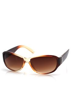 Brown Diamante Sunglasses from Wallis Fashion Wallis Uk, Accessories Shop, Mysterious, Sunny Days, Suitcase, Sunglasses, Stylish, Brown, Summer