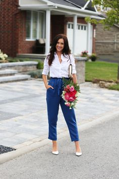 The pair of jogger pants you need for work! – Marie's Bazaar