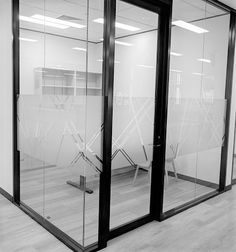Frosted Privacy Film - Commercial Effects Window Privacy, Privacy Glass, Frosted Glass, Clear Glass, Block Vision, Glass Partition Wall, Building Costs, Office Fit Out, Window Film