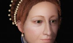 Mary, Queen of Scots suffered betrayal, torment and imprisonment - now, as two dramas tell her story, forensic experts recreate what she really looked like James V Of Scotland, Tudor Era, Mary Queen Of Scots, Forensics, Tell Her, Betrayal, Genealogy, Dramas, Royalty