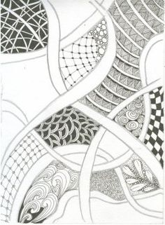 Doodle Drawing 6
