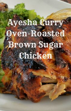 Ayesha Curry, Stephen Curry's wife, joined Rachael Ray with one of her best recipes that's a hit for the whole family. Her Oven-Roasted Brown Sugar Chicken is irresistible!