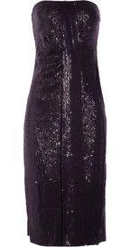 Diane von FurstenbergPiaza sequined silk dress