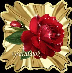 Animated Gif by Lady Moon Animated Gif, Thankful, Love You, Animation, Album, Lady, Flowers, Heart Gif, Te Amo