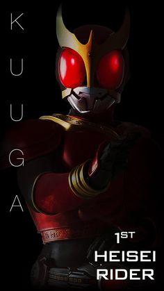 Kamen Rider Kuuga Smart Phone wallpaper by phonenumber123