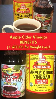 Best Way to Drink Apple Cider Vinegar: Cherry Cocktail - A Healthy Housewife Cough Remedies, Herbal Remedies, Sleep Remedies, Herbal Store, Home Remedies For Pimples, Natural Herbs, Natural Health, Natural Cold Remedies