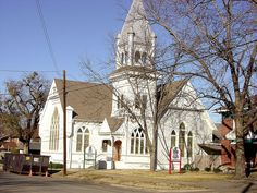Bonham TX Victorian First Presbyterian | Flickr - Photo Sharing!