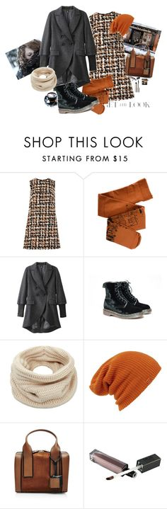 """""""***Salted Vannila***"""" by claire86-c ❤ liked on Polyvore featuring Dolce&Gabbana, ZOHARA, Dr. Martens, Helmut Lang, Burton, Pierre Hardy, Bobbi Brown Cosmetics, Ilia, GetTheLook and Winter"""