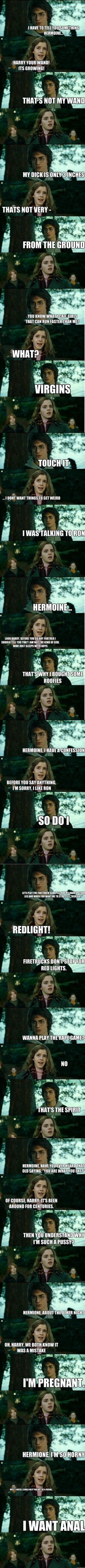 H0rny Harry is back! - funny pictures #funnypictures