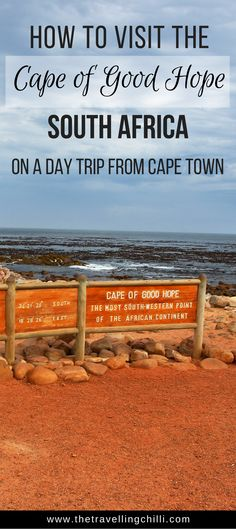 How to visit the Cape of Good Hope in South Africa | A day trip from Cape Town | Discover the Cape Peninsula | Cape Point | Cape Point Lighthouse #southafrica #capetown #capepoint #capeofgoodhope #capeofstorms