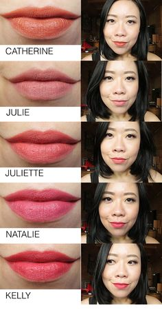 NARS Audacious Lipsticks - Swatches & Review