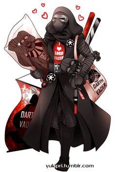 Vader fanboy