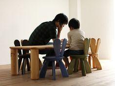 kid's Rabbit chair