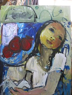 Paintings, Fine Art, Paint, Painting Art, Painting, Painted Canvas, Visual Arts, Drawings, Grimm