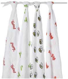 Aden + Anais MOD ABOUT BABY Pack of 4