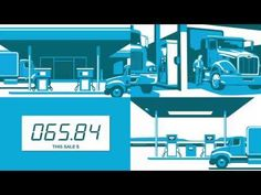 Comdata SmartQ for Merchants: Cardless Fueling Technology to Drive Efficiency - YouTube