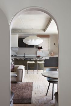 Home Interior, Interior Architecture, Interior And Exterior, Interior Design, Kitchen Interior, Kitchen Design, Dover House, Sydney, Polished Plaster