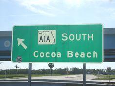 My wonderful town! Moving To Florida, Old Florida, Florida Travel, Florida Beaches, Orlando Beach, Orlando Florida, Florida Pictures, Beach Pictures, Brevard County Florida