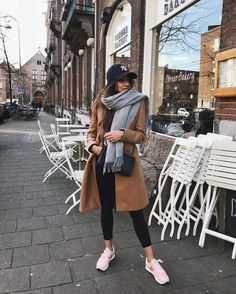 Classic camel coat with trendy casual outfit. Classic camel coat with trendy casual outfit. Classic camel coat with trendy casual outfit. The post Classic camel coat with trendy casual outfit. appeared first on New Ideas. Winter Fashion Outfits, Fall Winter Outfits, Autumn Winter Fashion, Winter Ootd, Winter Dresses, Winter Scarf Outfit, Fall Fashion 2018, New York Winter Outfit, Winter Travel Outfit