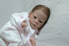 Reborn Baby Preemie Girl Meredith Kit by Bonnie by trilliants, $459.00