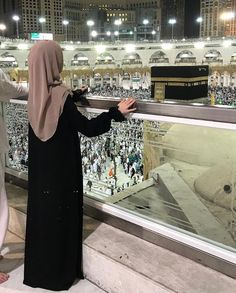 Muslim Images, Islamic Images, Islamic Pictures, Arab Girls, Muslim Girls, Muslim Couples, Girls Dp, Masjid Haram, Niqab Fashion