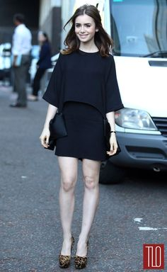 7fc0c0c5 98 Best Lily Collins Fashion & Makeup images in 2018   Lily collins ...