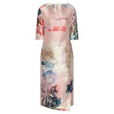 Caroline Kilkenny Jazz Short Sleeve Dress Multicolour