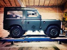 Land Rover Series RG New projet